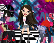 Ingyen Jade Bratz dress up